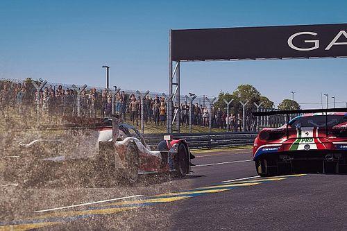 Les 24 Heures du Mans virtuelles s'offrent un carton d'audience