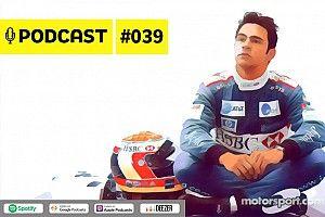 Podcast #039 - Quais pilotos brasileiros não tiveram sorte na F1?