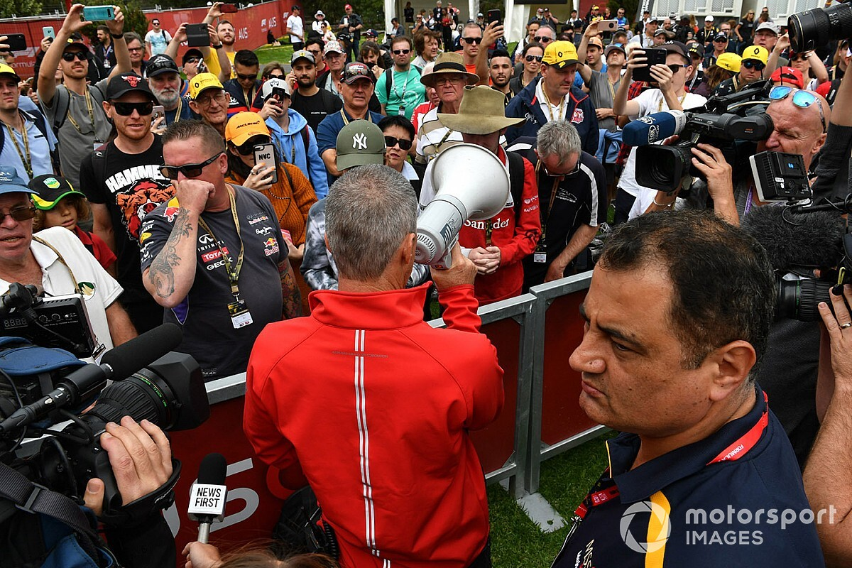 Australian GP working towards fan attendance for 2021