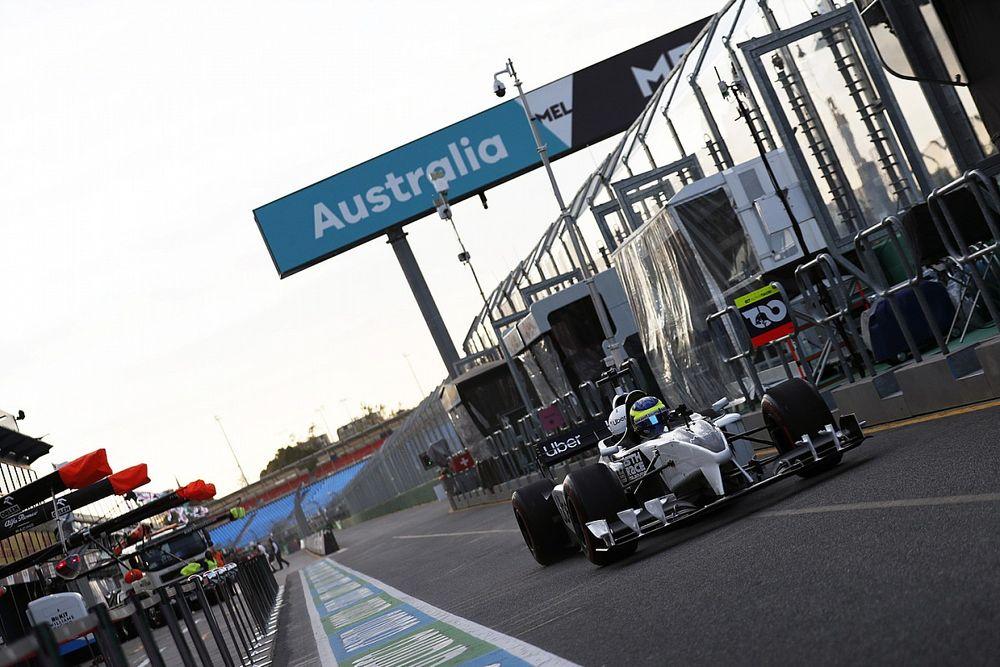 El GP de Australia no renuncia a tener carrera este año