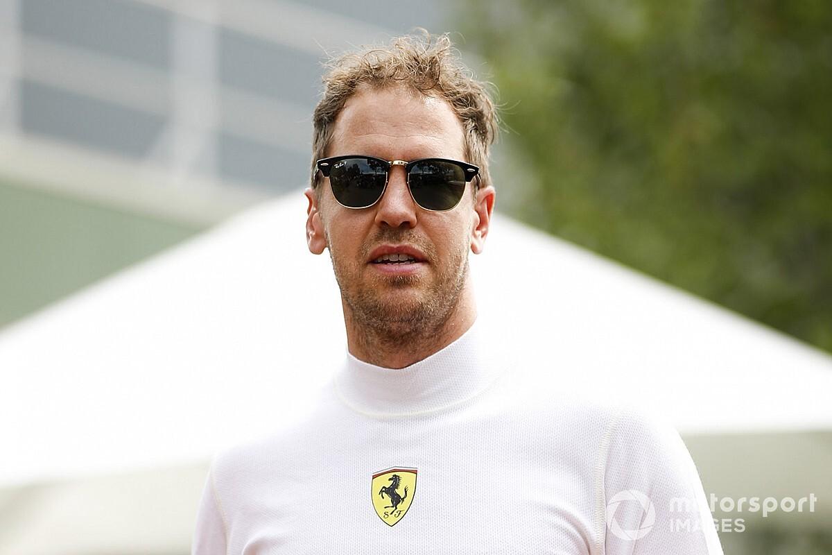 Italiaanse media: 'Vettel wijst eerste bod van Ferrari af'