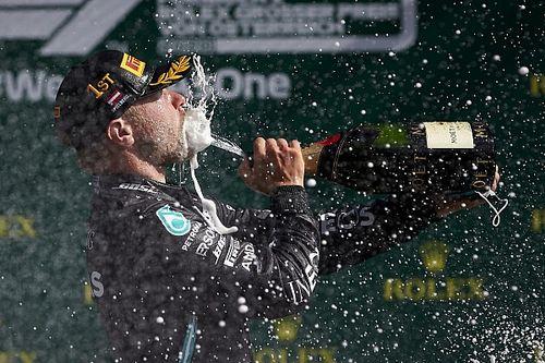 Mercedes confirma renovação do contrato de Bottas para 2021