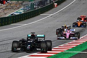 Hamilton se hizo de un nuevo récord en el GP de Austria