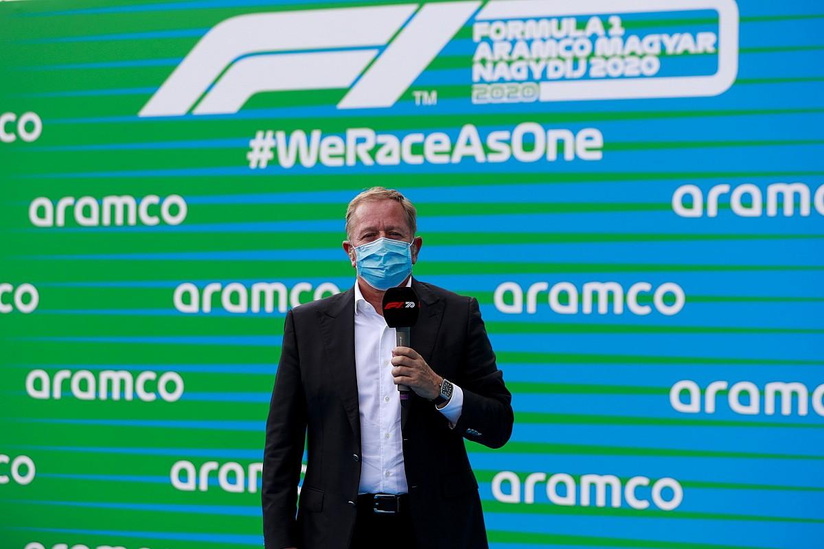 """Brundle: """"Racing Point'in Mercedes'i bu kadar iyi kopyaladığına inanmak zor"""""""