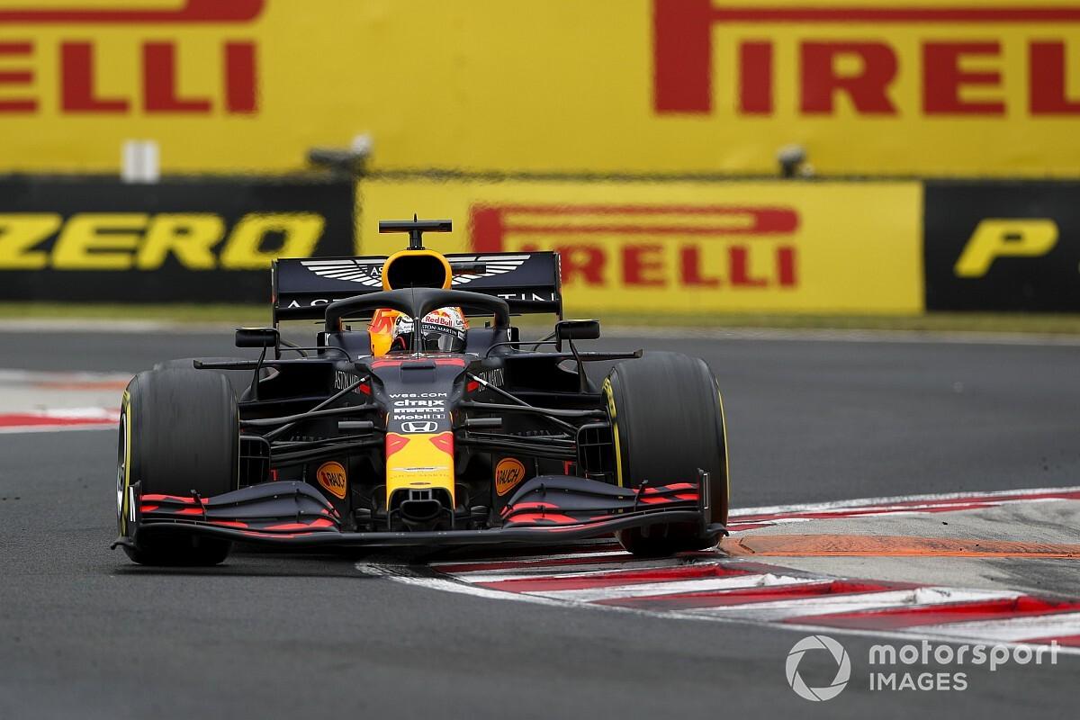 """Red Bull décèle """"quelques anomalies"""" dans l'aéro de la RB16"""