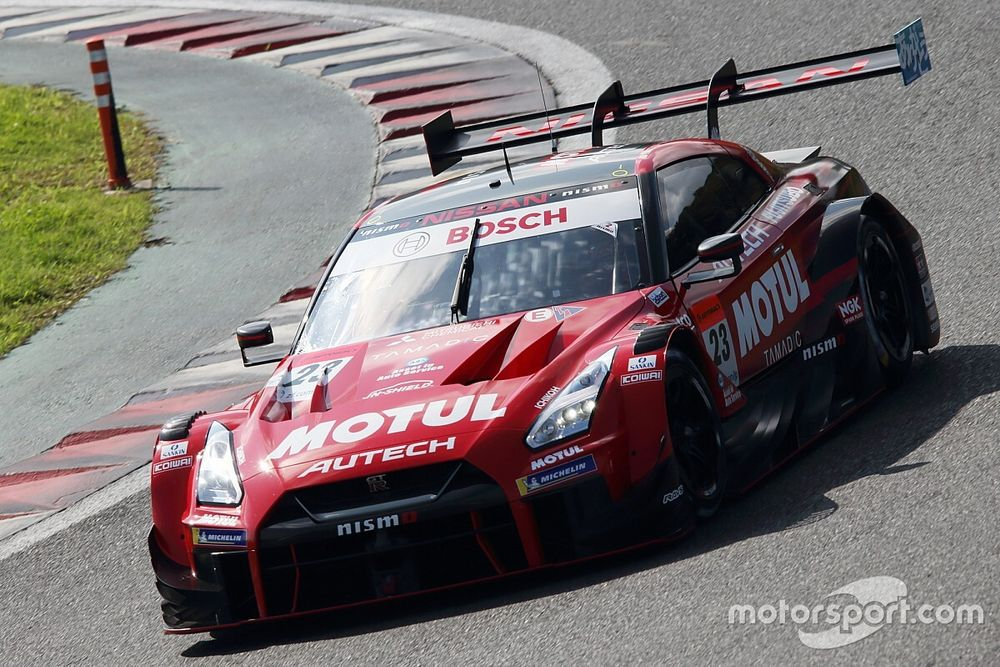 """Nissan now has """"no excuses"""" after poor Fuji opener"""