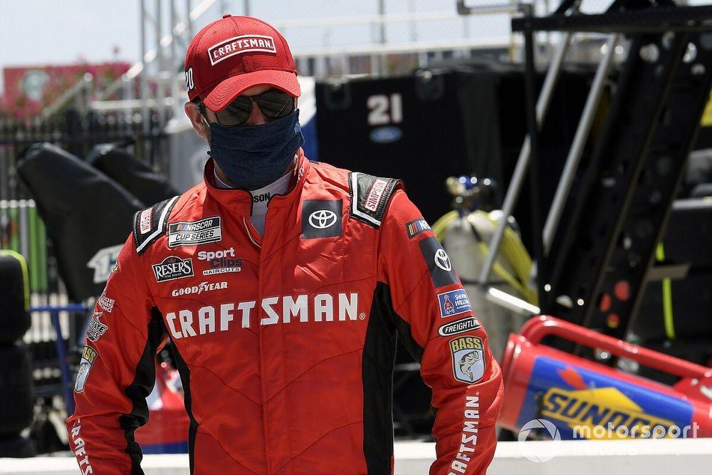 "Erik Jones has ""a lot of unfinished business"" in NASCAR"