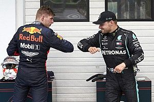 Wolff: Pitting Bottas only chance to pass Verstappen