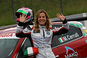 "Video, Michela Cerruti: ""Alfa Romeo? Vinto contro i colossi"""
