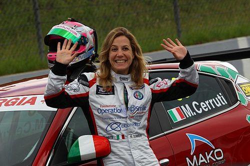 """Video, Michela Cerruti: """"Alfa Romeo? Vinto contro i colossi"""""""