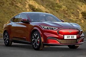 Tisztázta a Ford, hogy van-e még elérhető példány az elektromos Mustang Mach-E-ből