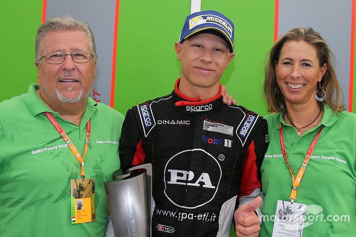 Luca e Mattia Drudi, una famiglia da corsa