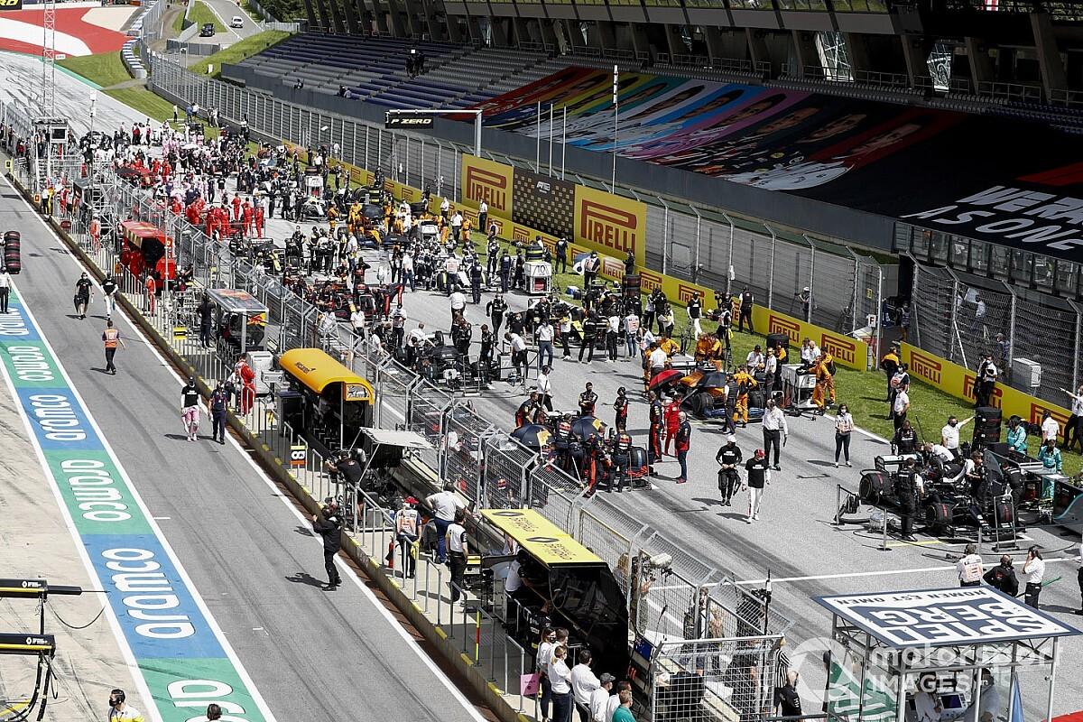Ennyi nézőt fogadhatott volna a Red Bull Ring az F1-es hétvégéken