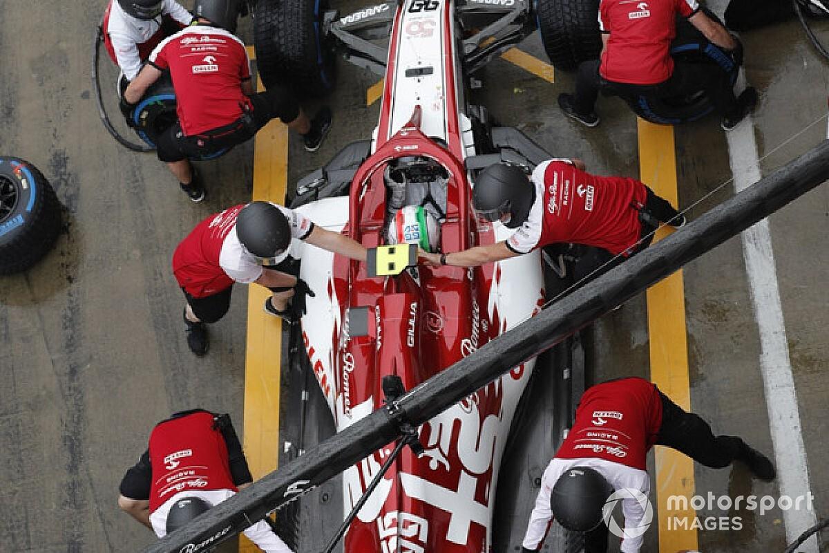 Rajtbüntetést kapott Giovinazzi az F1-es Stájer Nagydíjra