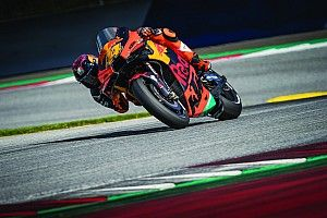 KTM insists engine freeze won't slow its progress