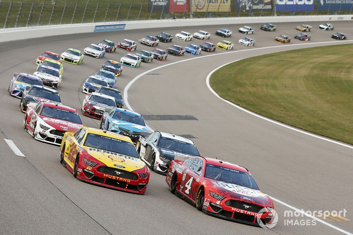 NASCAR announces procedure changes ahead of playoffs