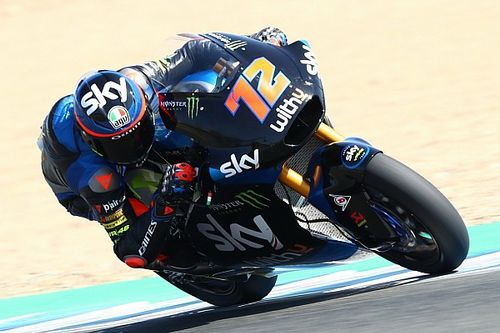 Bezzecchi pakt pole voor GP Andalusië, Bendsneder 24ste