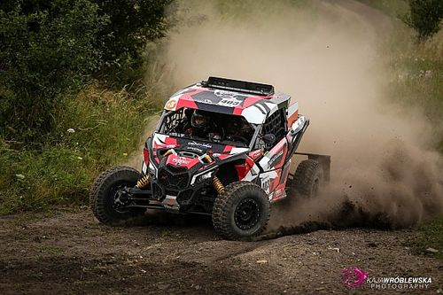 Energylandia Rally Team udanie rozpoczyna sezon
