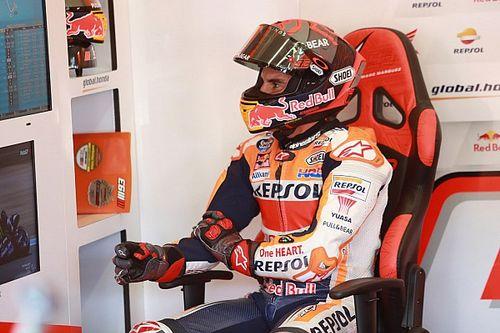 Marc Marquez, Endülüs GP'den çekildi!