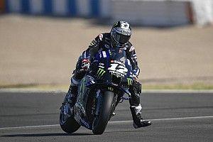 Viñales rijdt nieuw record in derde training, Marquez maakt comeback