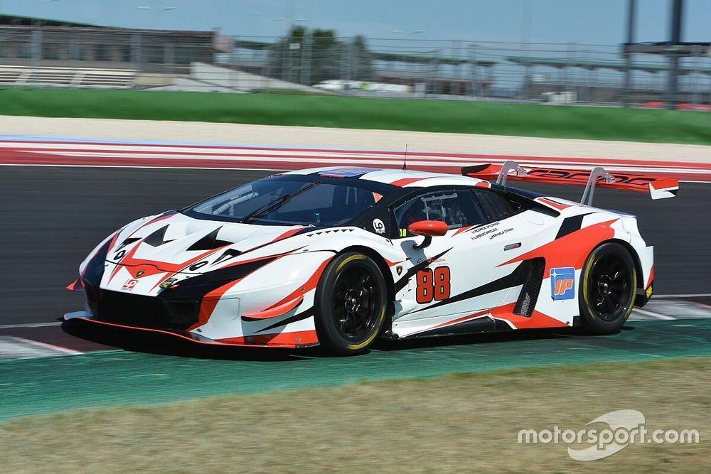 GT Italiano: LP Racing con la Lamborghini di Marcucci-Cazzaniga