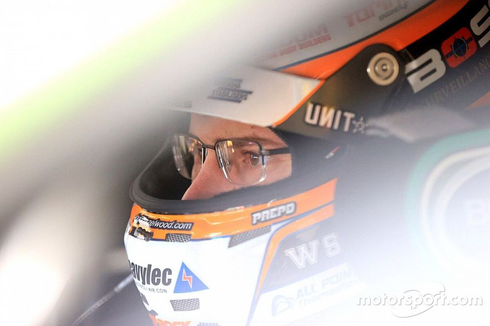 Hazelwood set to stay at BJR for 2021