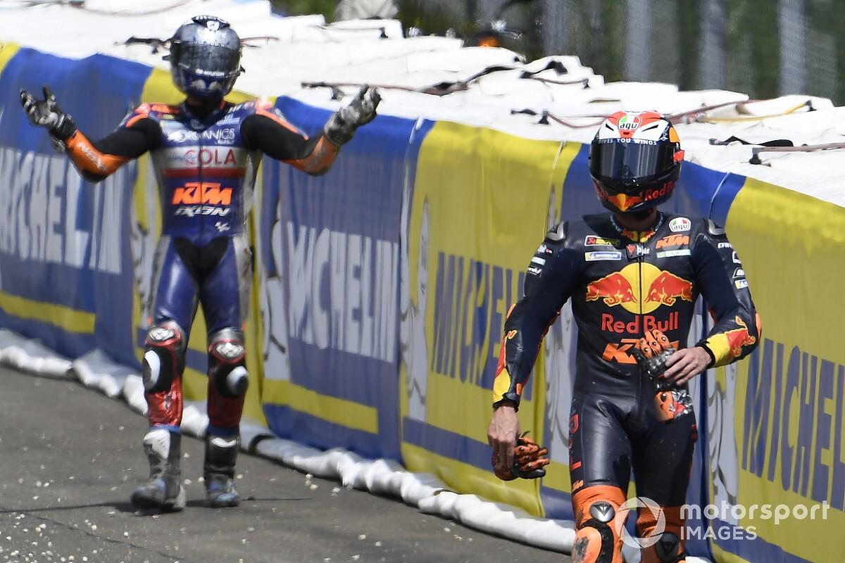 """Oliveira: """"Es cuestionable cómo enfoca Pol las carreras"""""""