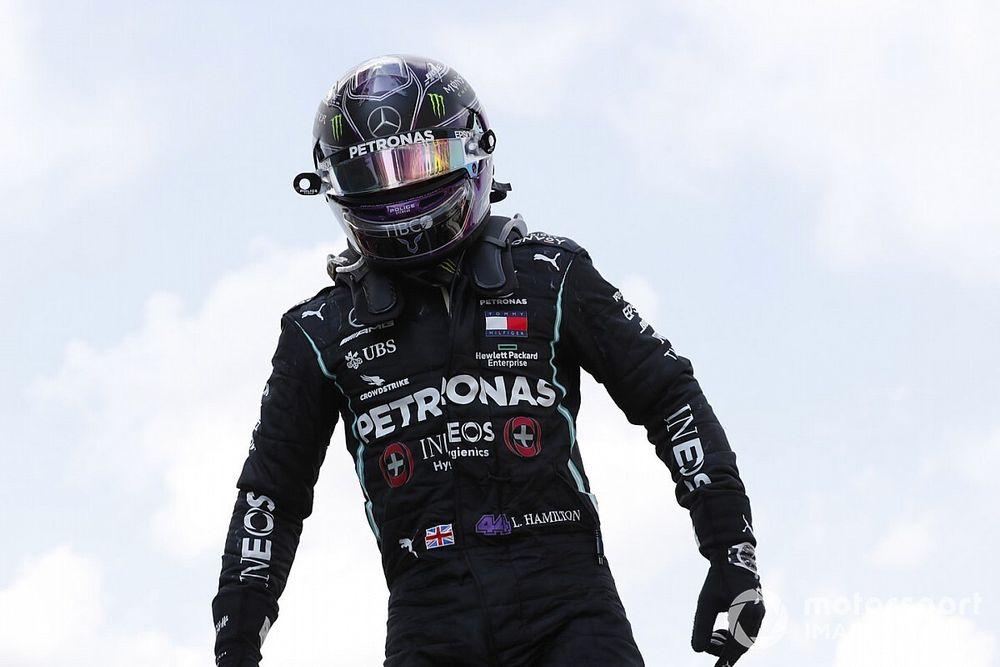 İstatistikler: Hamilton, F1 tarihinde podyuma en çok çıkan pilot oldu