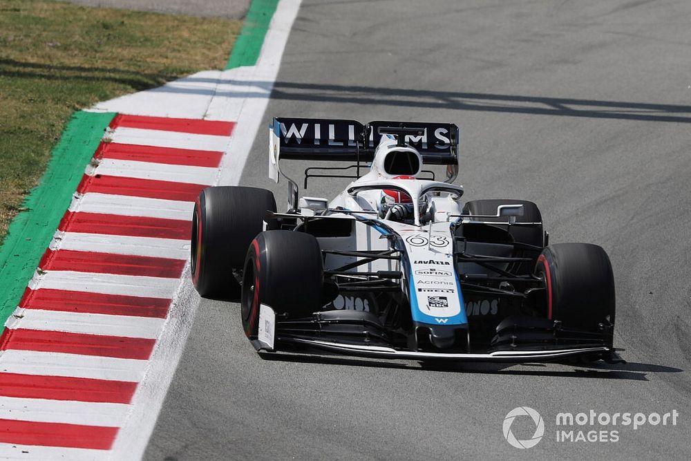 """Russell: """"Williams, Spa ve Monza'da çok zorlanacak"""""""