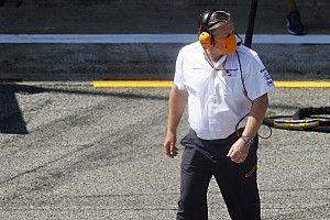 Brutal respuesta del jefe de McLaren al ataque del de Racing Point