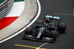Hungarian GP: Bottas heads Hamilton, Perez in final practice