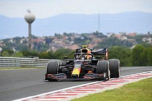 F1ハンガリーFP1速報:ハミルトンが首位。レッドブルはフェルスタッペン8番手