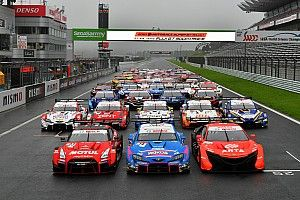 Gallery: Super GT gears up for action at Fuji