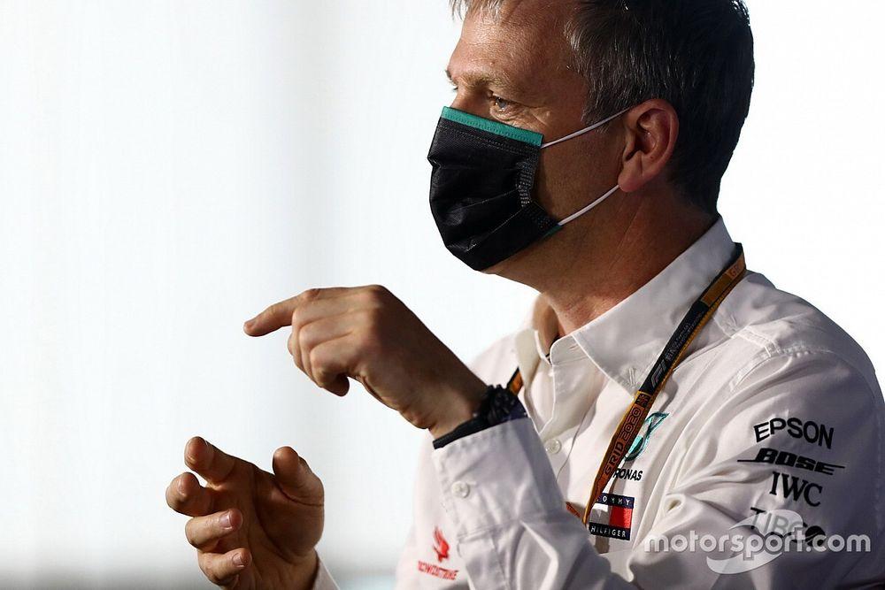 """Diretor da Mercedes elogia desenvolvimento do W12: """"Ideal para o teto orçamentário"""""""
