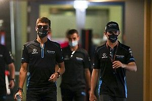 Williams confirma Russell e Latifi para a temporada 2021 da F1