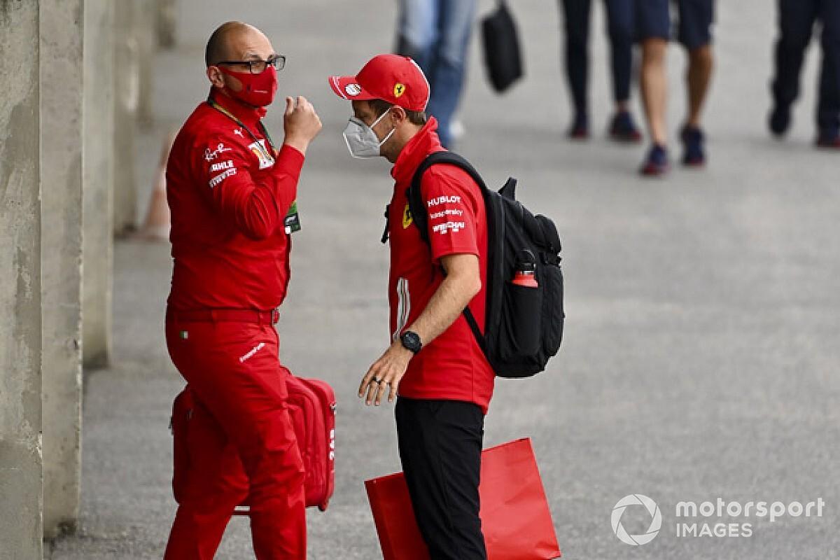 Az igazi Ferrarit még nem láthattunk, de talán hiba lenne csodát várni