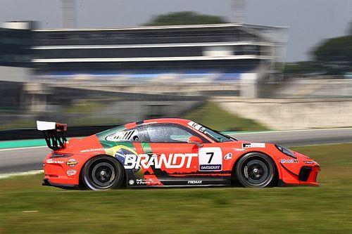 Porsche Cup: Paludo e Elias lideram treinos classificatórios da Carrera Cup