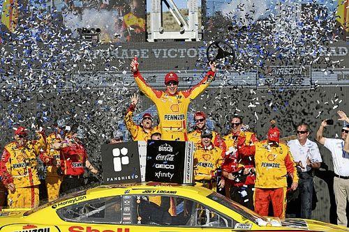 "Joey Logano ""ready to win again"" as NASCAR playoffs begin"