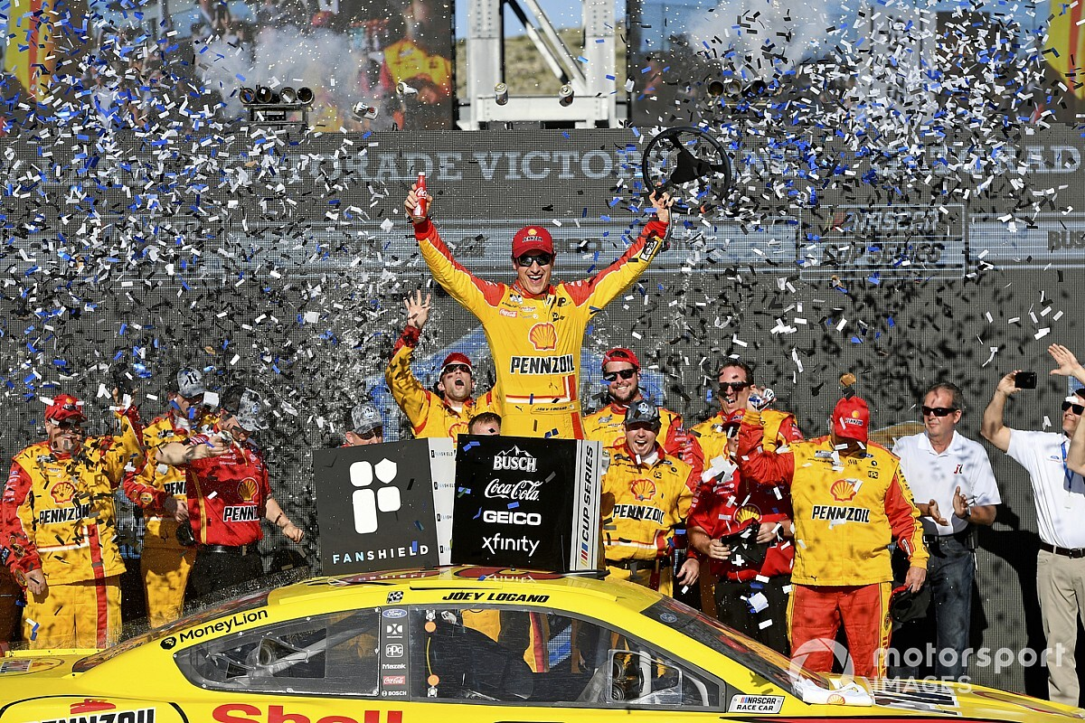 "Joey Logano ""ready to win again"" as NASCAR playoffs begin"