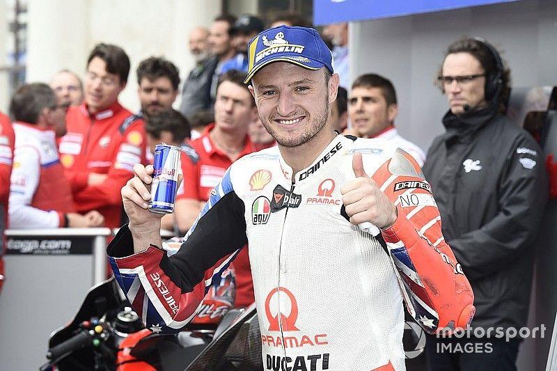 Miller a essayé la Ducati Panigale V4 R à Barcelone
