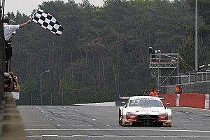 Zolder DTM: Rast takes dominant win in Race 2