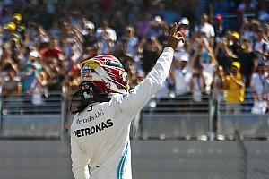 Ezzel a fantasztikus körrel szerezte meg Hamilton a 60. mercedeses pole-ját