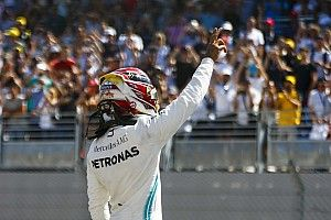 Хэмилтон завоевал поул на Гран При Франции, Феттель остался седьмым