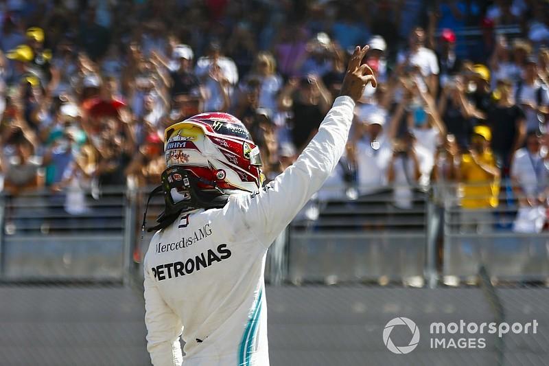 Hamilton se apunta otra pole y McLaren vuelve a brillar en Francia