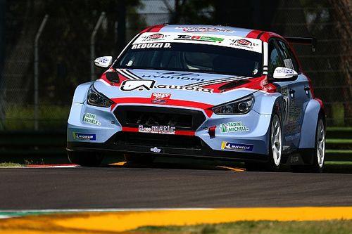 Damiano Reduzzi torna in azione nel TCR Italy a Monza