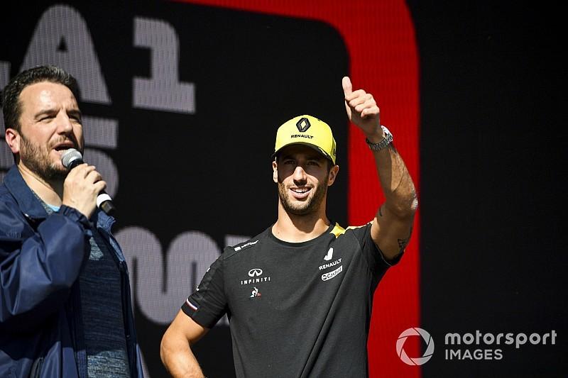 Nő a pánik a Renault-nál: már Ricciardo fizetése a téma, és Ocon