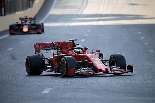 Ergebnis: Formel 1 Baku 2019, Qualifying