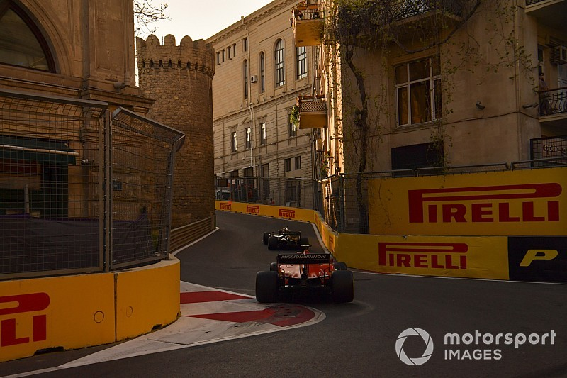 Azerbaijan GP qualifying as it happened