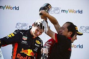Verstappen : Nous n'avons jamais abandonné à cause de Honda