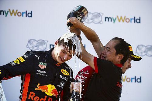 Direktur teknis Honda ungkap alasan telat naik podium